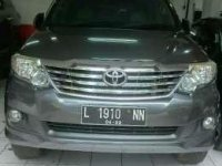 Toyota Fortuner G MT Tahun 2011 Manual