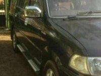 Toyota Kijang LGX .1,8 Efi 2002,BE Bensin.