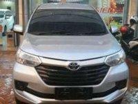 Toyota Avanza E 2017 MPV
