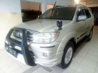 Jual Mobil Toyota Fortuner G Luxury 2008