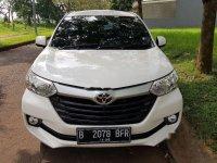 Toyota Avanza E 2015 MPV MT