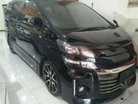Toyota Vellfire G Limited AT Tahun 2013 Automatic
