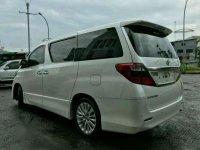 Jual Toyota Alphard SC  2013