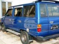 Toyota Kijang Manual Tahun 1991 Warna Biru