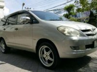 Toyota Innova G Luxury 2008