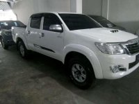 Toyota Hilux Double Cabin Tahun 2012 4x4 MT