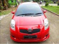 Toyota Yaris Type E Merah Manual 2008