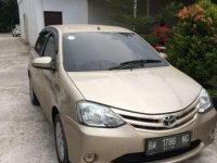 Toyota Etios Valco 2013 E Manual