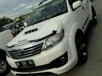Toyota Fortuner SRZ 2013
