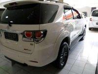 Jual Toyota Fortuner Tahun 2015