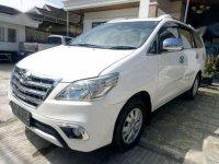 Toyota Innova G Luxury 2014