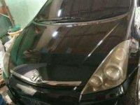 Toyota Wish Matic Tahun 2007 Surat & Plat Lengkap Hidup Mulus terawat