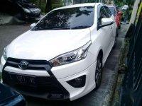 Toyota Yaris TRD Sportivo 2016 Matic Warna Putih