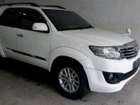 Jual Mobil Toyota Fortuner TRD 2012