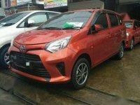 Jual cepat Toyota Calya 2017 M/T Dp paket 13juta
