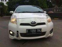 Toyota Yaris 1.5 E 2012 AT