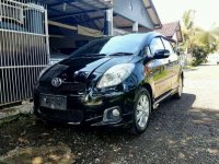 Toyota Yaris S Limited 2012