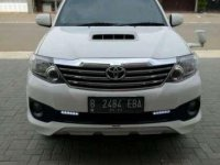 Toyota Fortuner TRD AT Tahun 2012 Automatic
