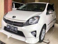 Toyota Agya Trd S Manual 2014 Putih Asli Bali