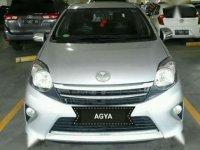 Toyota Agya G 2015 A/T