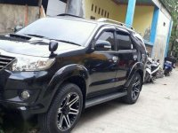 Toyota Fortuner At 2012