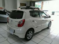 Toyota Agya Tipe G Trd Mt 2014 Km 10 Rb