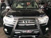Jual Mobil Toyota Fortuner TRD 2010