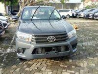 Jual Mobil Toyota Hilux 2018