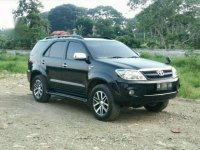Toyota Fortuner G AT Tahun 2007 Automatic