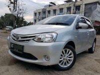 Toyota Etios Valco E Manual 2013