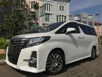 Toyota Alphard G S C Package 2016 Wagon