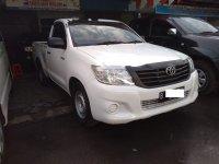 Toyota Hilux G D-4D 2013 Putih kondisi bagus