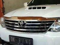 Jual cepat Toyota Fortuner TRD at 2013