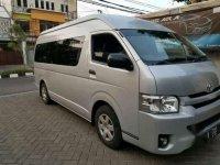 Toyota Hiace Minivan MT Tahun 2015 Manual