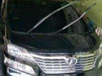 Toyota Vellfire ZG AT Tahun 2010 Automatic