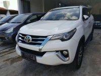 Toyota Fortuner VRZ 2016 kondisi sangat terawat