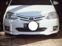 Dijual Cepat Toyota Etios Valco Tipe G Tahun 2013