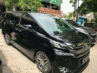 Toyota Vellfire 2.5 G ATPM 2015