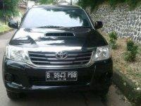 Jual Mobil Toyota Hilux E 2013