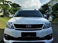 Toyota Fortuner G Luxury 2014