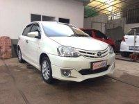 Toyota Etios G MT 2013 Tangan Pertama Unit Siap Pakai