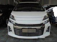 Toyota Vellfire Gs Sport 2013