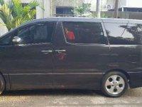 Dijual Mobil Toyota Alphard G MPV Tahun 2006