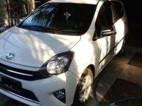 Toyota Agya G Putih 2014