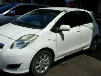 Toyota Yaris Manual Tahun 2011