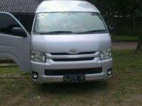 Toyota Hiace Van MT Tahun 2014 Manual