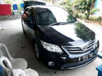 Toyota Corolla Altis 2013 Manual E