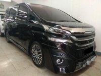 Jual Toyota Vellfire G Limited 2016