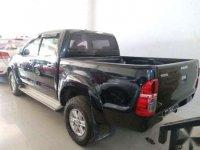 Toyota Hilux Doubel Cabin 4x4 Manual 2012