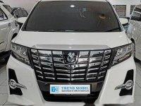 Toyota Alphard Sc Hdd 2016